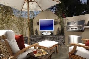 Outdoor Fernseher: Diese Möglichkeiten gibt es