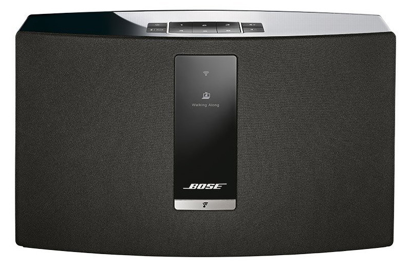 test bose soundtouch 20 wlan lautsprecher hifi. Black Bedroom Furniture Sets. Home Design Ideas