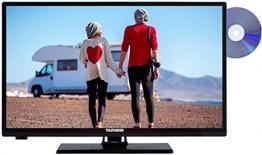 Camping Fernseher: Fernsehen überall