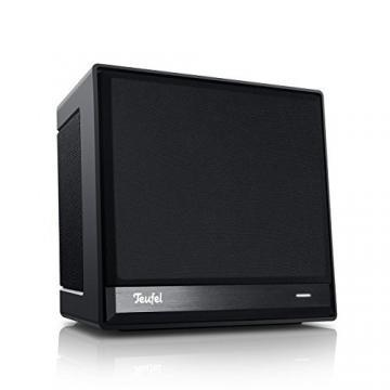 test teufel one s bluetooth lautsprecher hifi. Black Bedroom Furniture Sets. Home Design Ideas