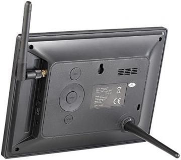 VisorTech Funk Überwachung: 17,8 cm (7