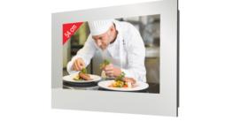 Einbaufernseher für die Küche