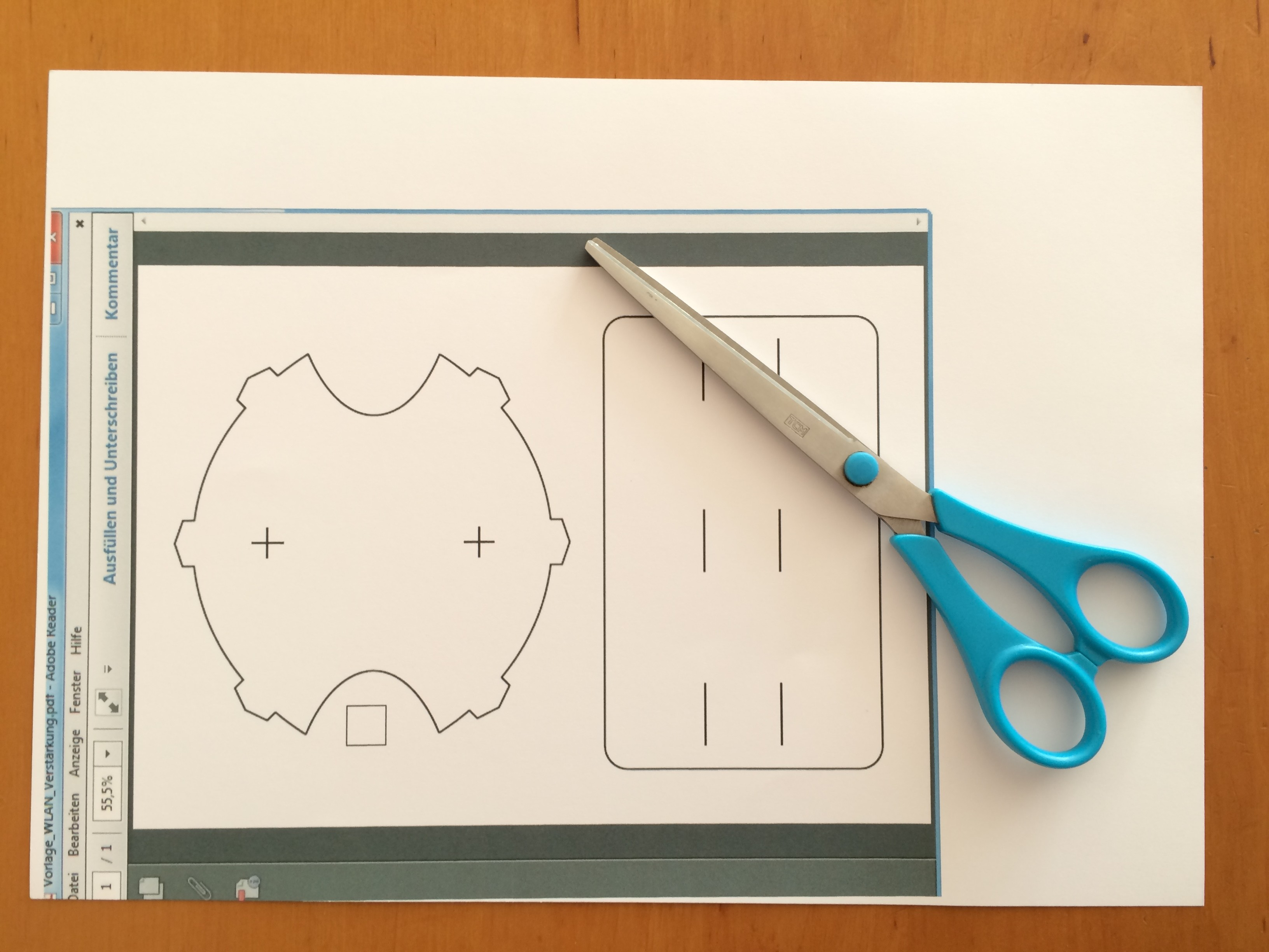 wlan verst rker selber bauen swalif. Black Bedroom Furniture Sets. Home Design Ideas